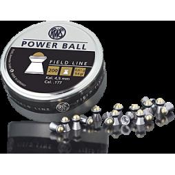 Airgun Pellets RWS Power Ball - cal.4,5 - 200 pcs