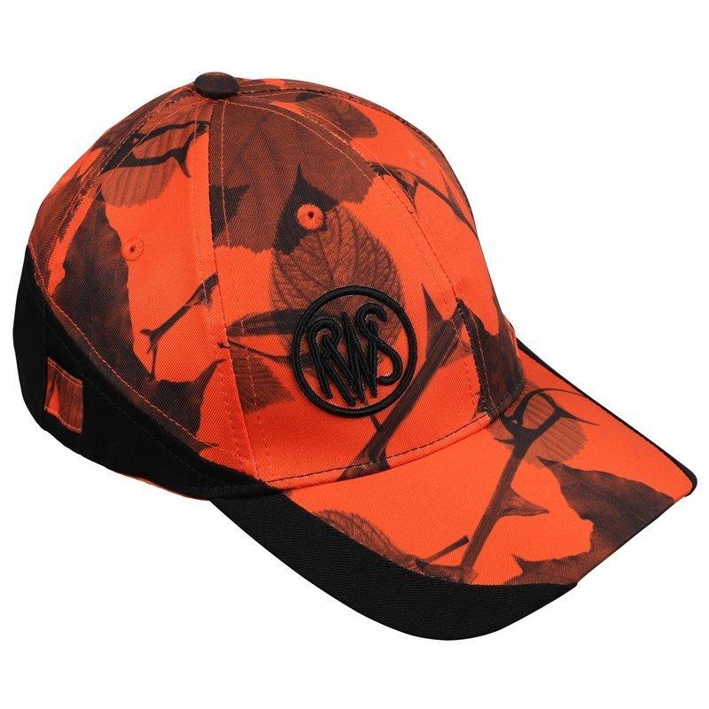 RWS Cap - orange camouflage