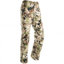 Sitka Women's Cloudburst pant in Subalpine