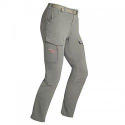 Sitka Women's Equinox pant in Pyrite