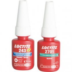 Loctite 2701 pin-pac - 5 ml