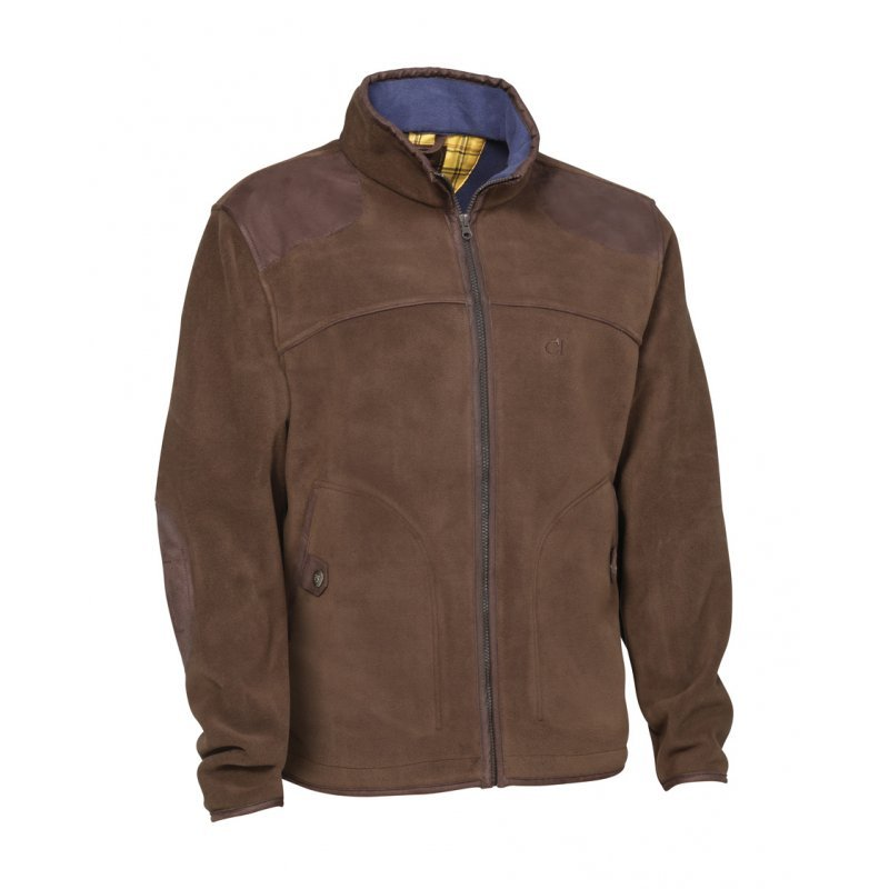 Club Interchasse windproof fleece jacket - Stuart