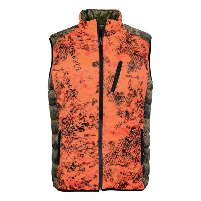 Verney Carron Leopard reversible vest