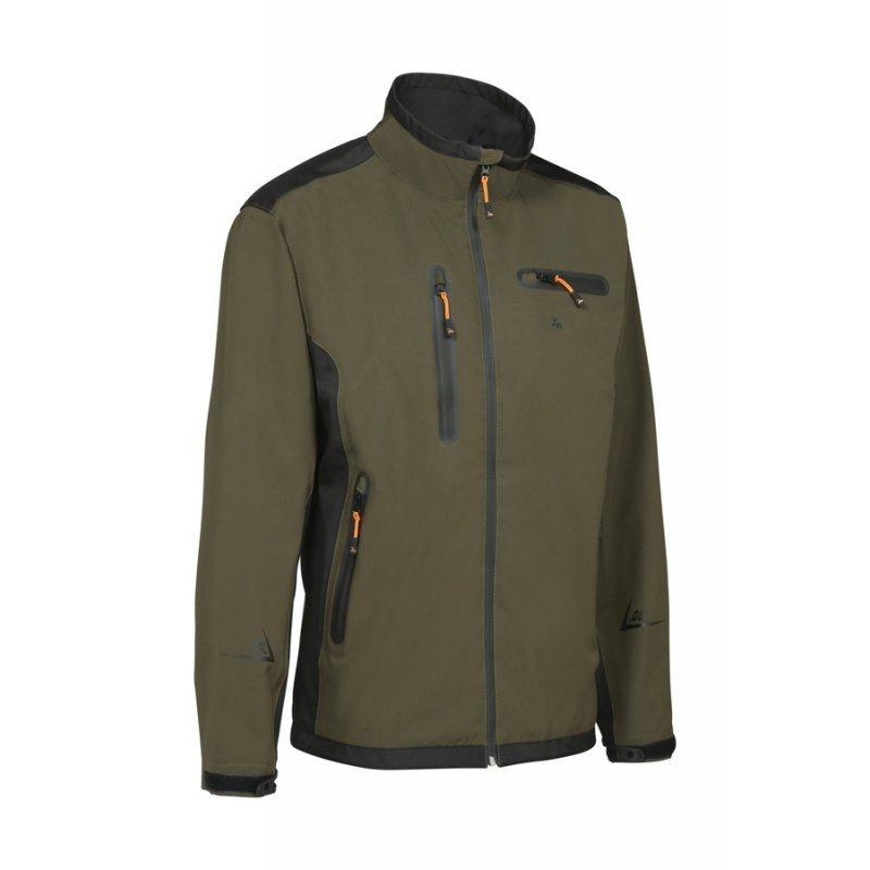 Verney Carron Softshell jacket - in khaki
