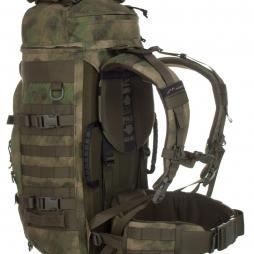 Backpack Wisport Crafter 55 Standard Olive green