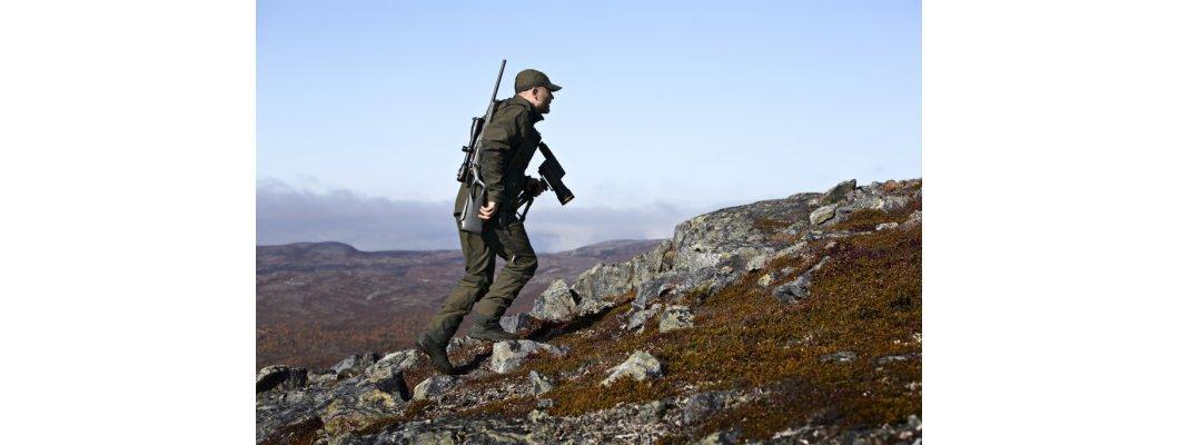 Pro Hunter Move by Harkila - Freedom of movement