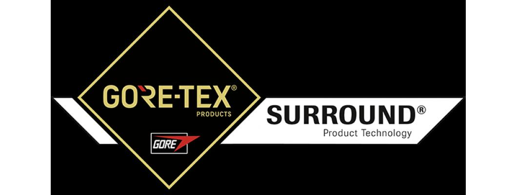 GORE-TEX® SURROUND® technology