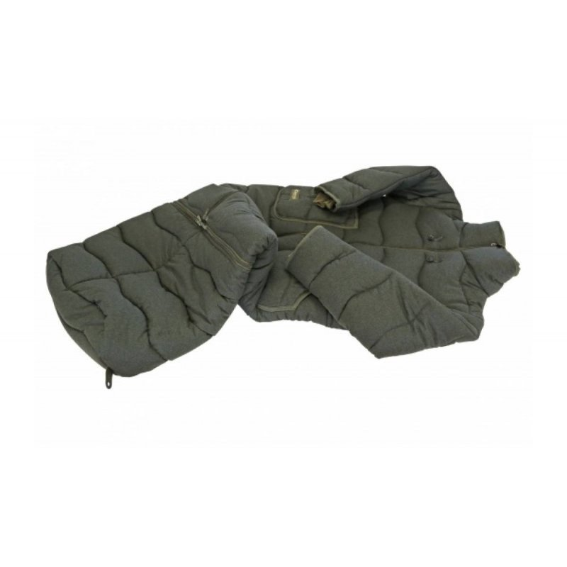 Jacket and sleeping bag 2in1 Carinthia