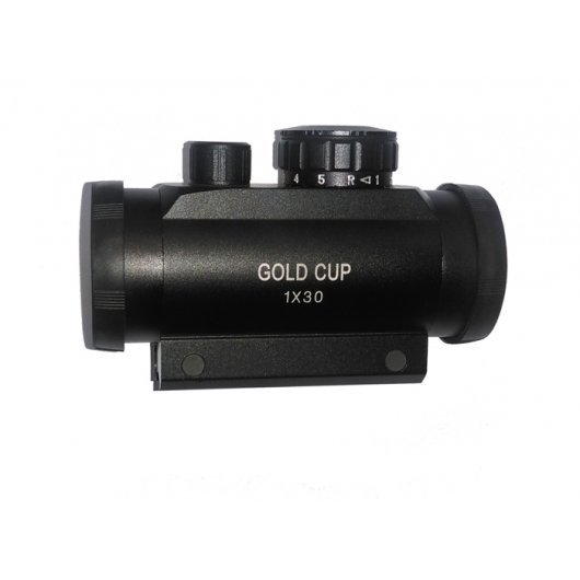 Red dot Gold Cup 1x30