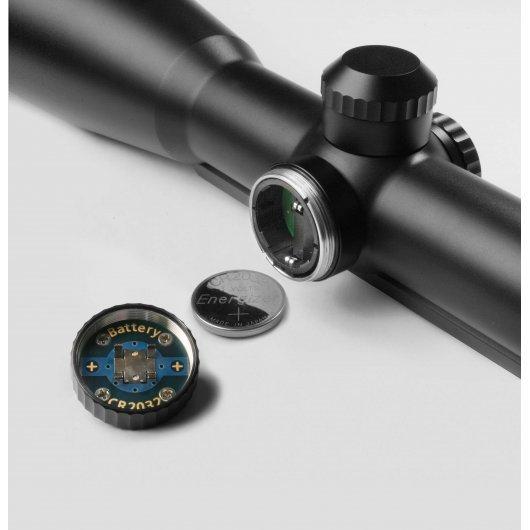 Оптика Docter Unipoint VZF 1.5-6x42 Скала-0