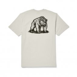 Filson Outfitter graphic t-shirt - light stone