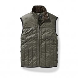 Filson Ultralight vest in olive gray