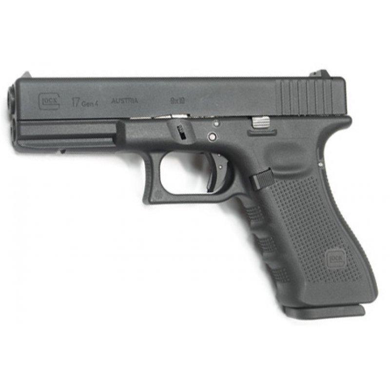 Glock 17 pistol - GEN4 SET, cal. 9x19