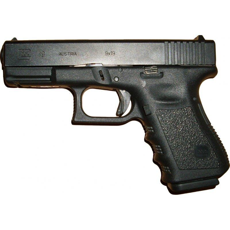 Glock 19 pistol, cal. 9x19