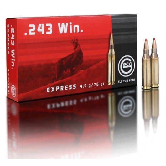 Geco 243 Win. Express 4.9g/76gr