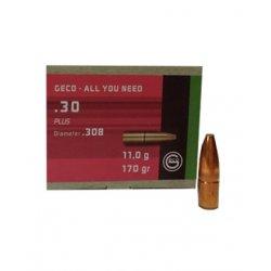 Geco reloading bullets - 7,62 mm Plus - 50 pcs/box