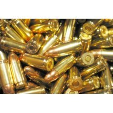 Pistols and revolvers ammunition