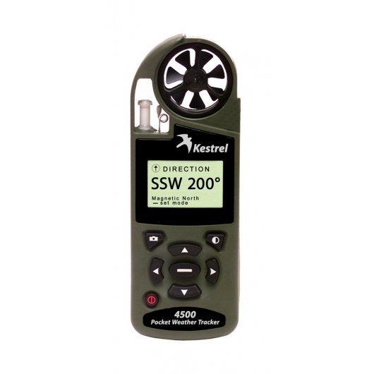 Ветромер Kestrel 4500 с Bluetooth и нощен режим