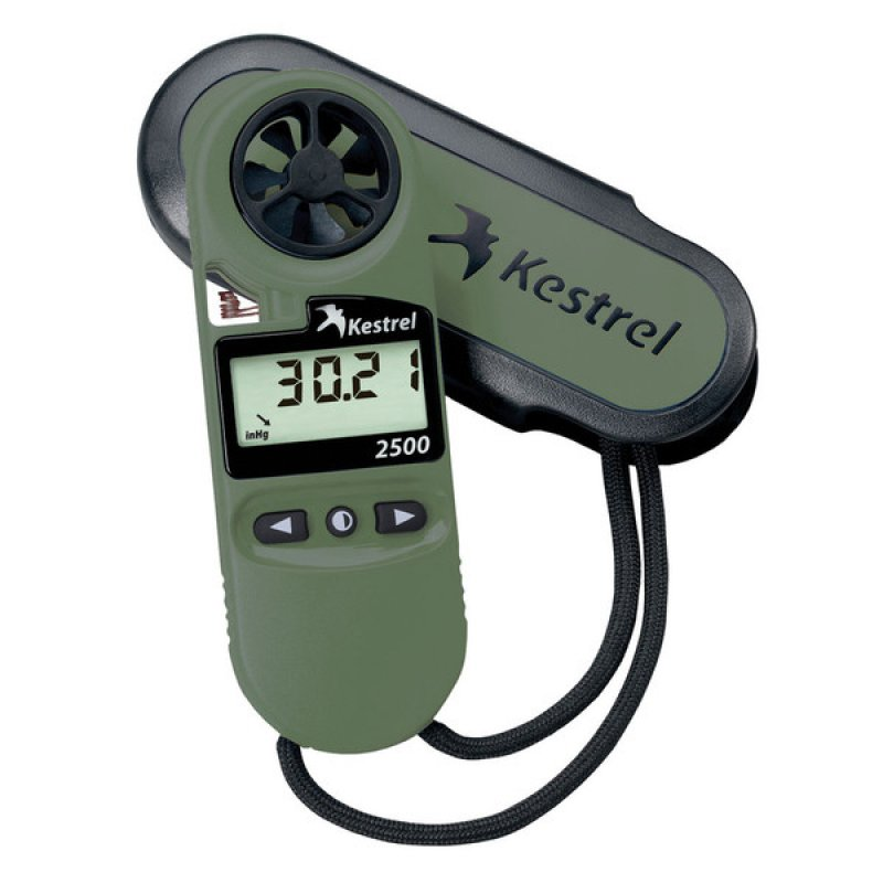 Wind gauge Kestrel 2500 with Night Vision