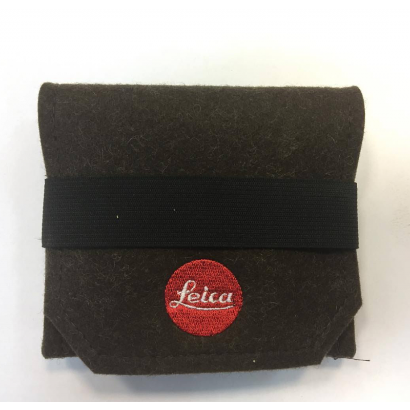 Leica cartridge holder in brown