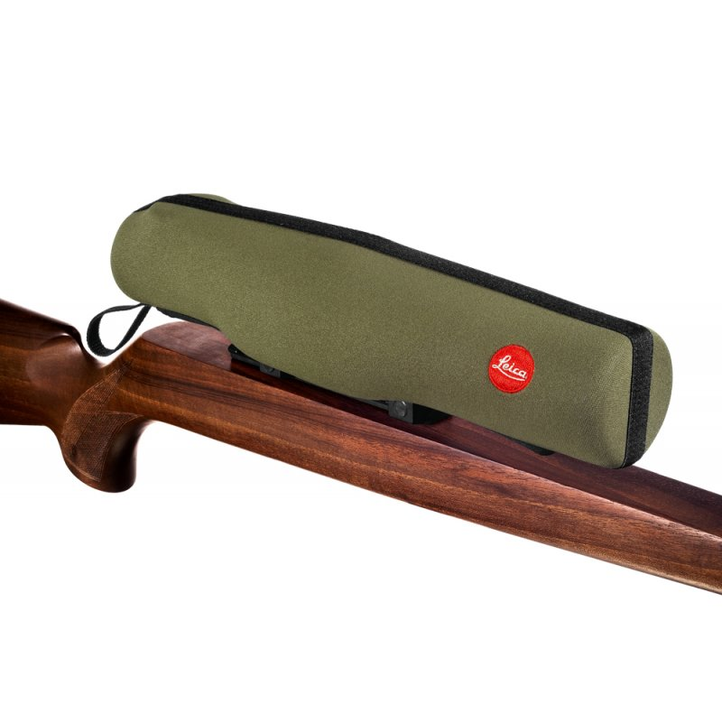 Leica rifle scope cover - olive green, XL