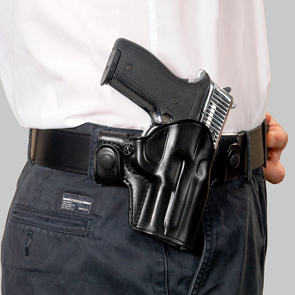 Belt holster Masc Holster GF-4010 Barbaros for Glock 17