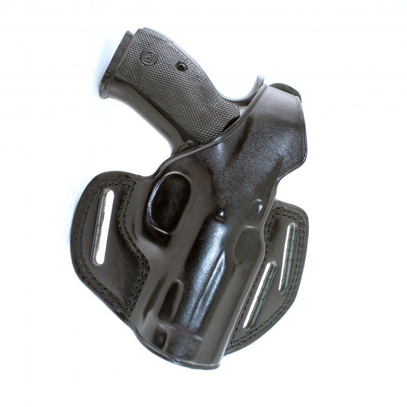"Belt holster Masc Holster GF-110 Azlal for CZ Compact/P01/P06 3,8"" Barrel"