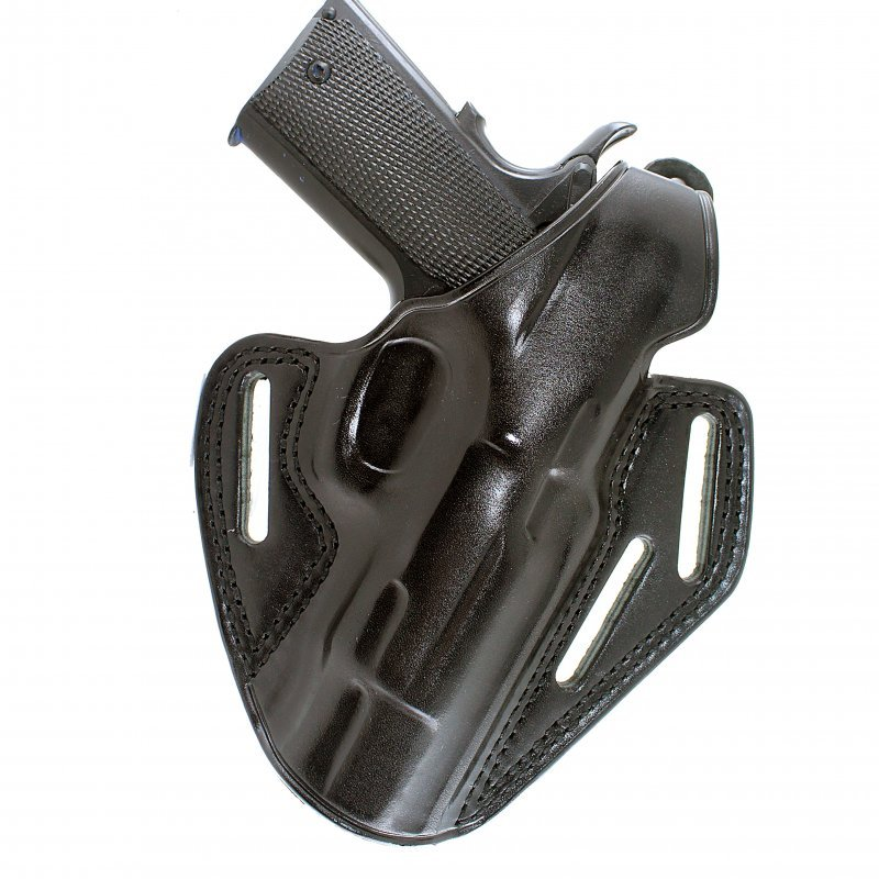 "Belt holster Masc Holster GF-110 Azlal for CZ75/75B/85 4,6"" Barrel"