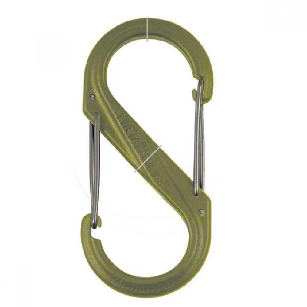 S-Biner plastic in green color - #4