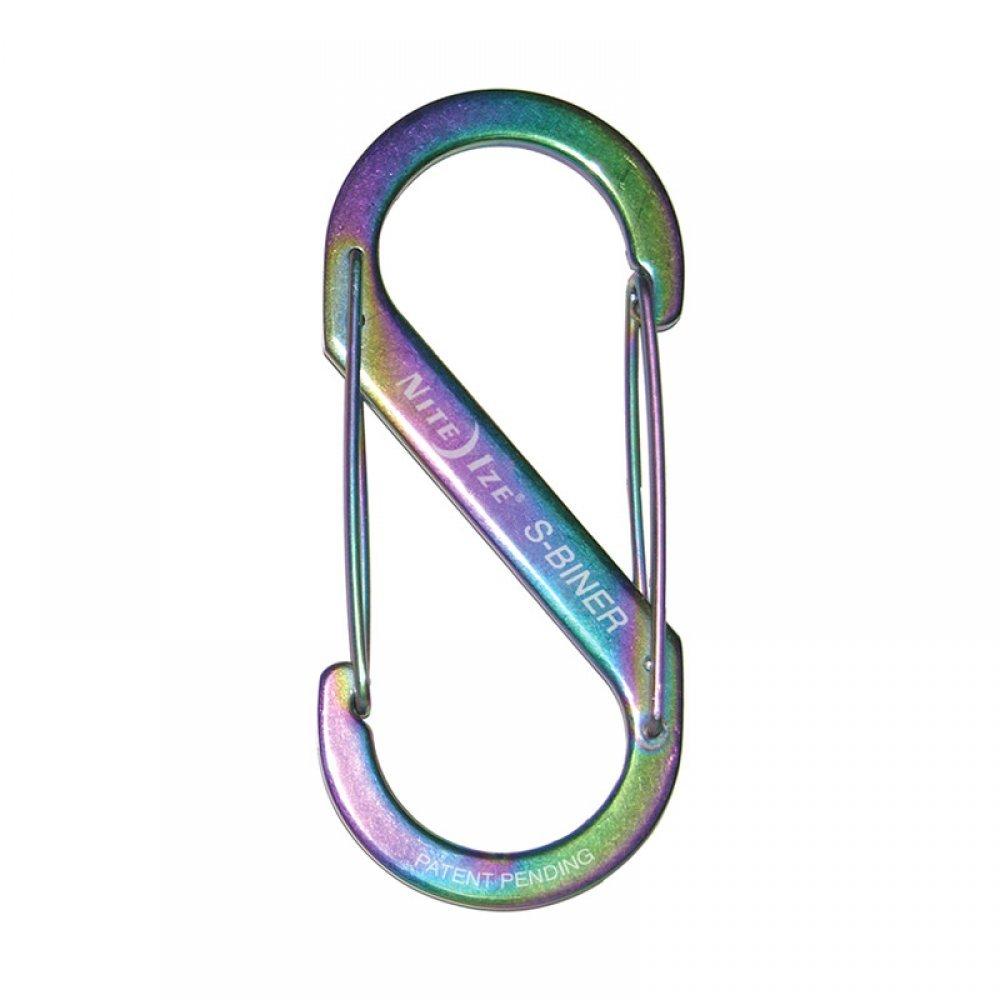 S-Biner Spectrum Stainless steel - #4