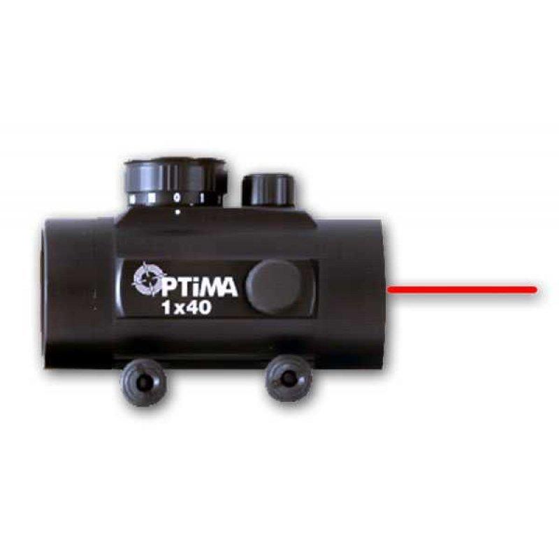 OPTIMA 1x40 Red-Dot Sight