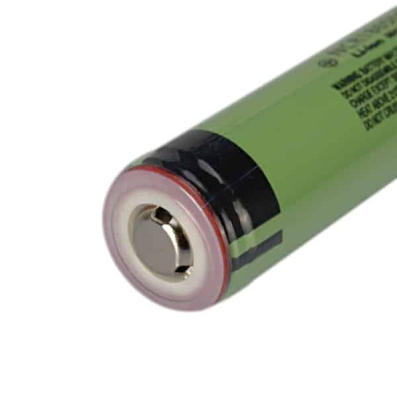 Panasonic battery NCR18650B PCM