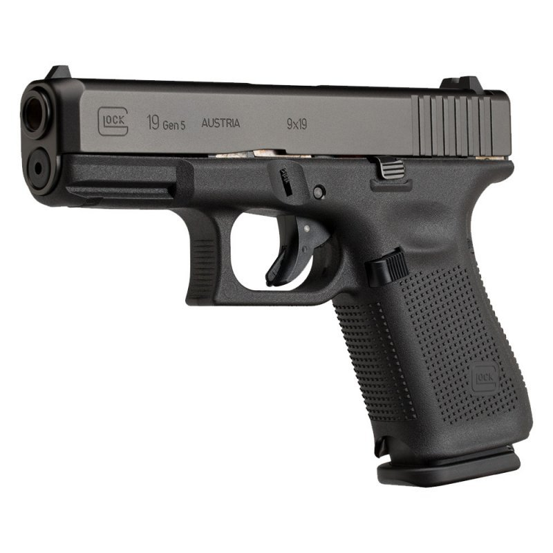 Glock 19 pistol GEN5 SET - cal. 9x19