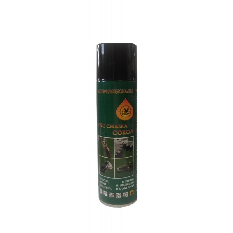 Sokol gun grease - 200 ml.