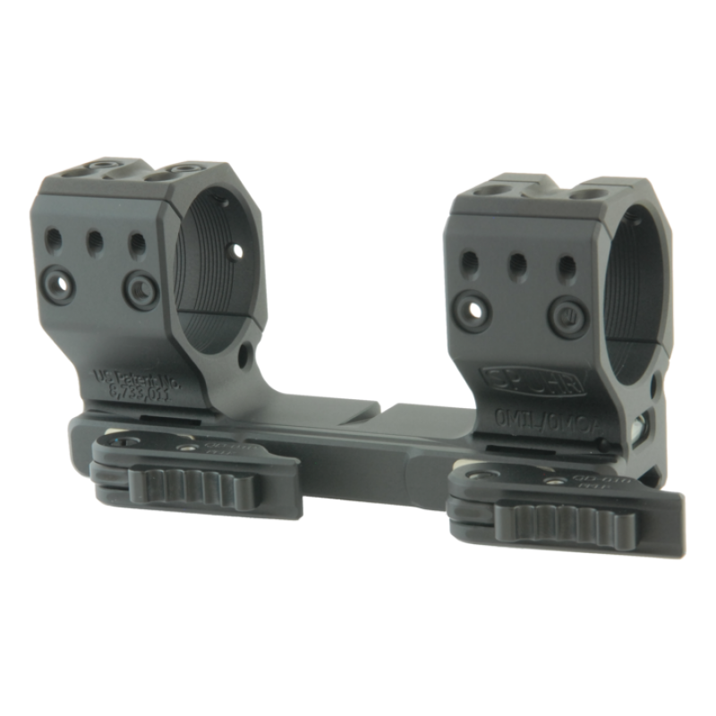 "Spuhr mount 36mm H38mm/1.5"" 0MIL QDP"
