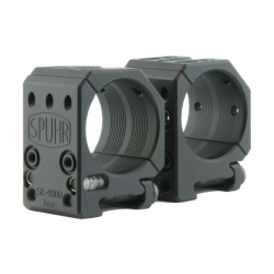 "Spuhr mount rings 34mm H25,4mm/1"""