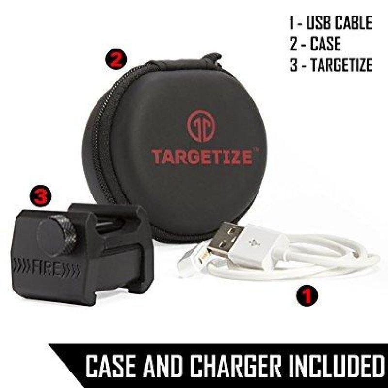 Targetize Personal Firearms Training System Motion Muzzle Sensor