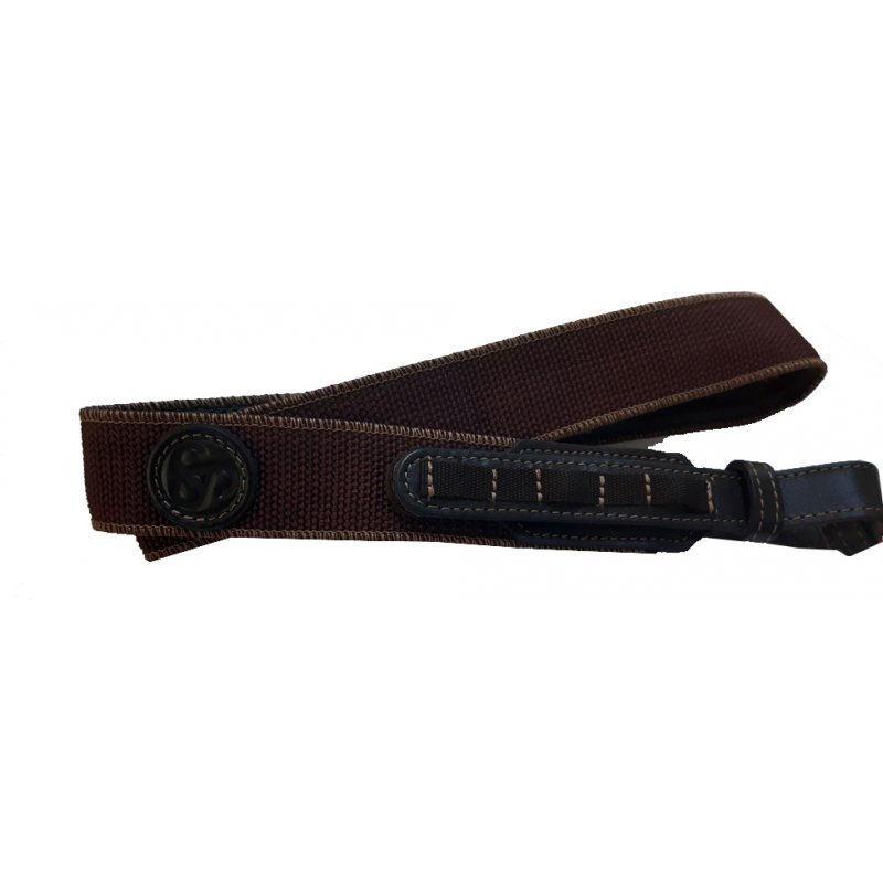SAUER gun sling Traditional leather/canvas