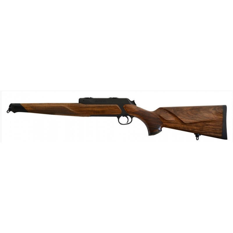 Sauer S404 Elegance stock with receiver