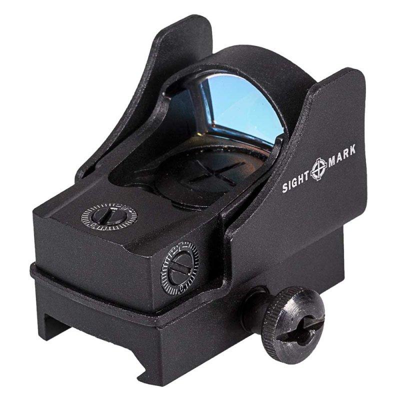 Sightmark Mini Shot Pro Spec w/Riser Mount - Red
