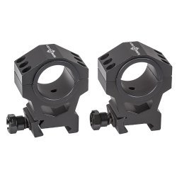 Sightmark Tactical Mounting Rings - High Height Picatinny Rings (fits 30mm & 1inch)