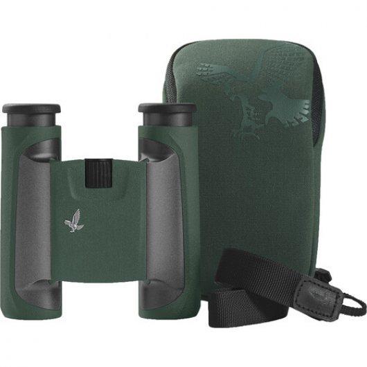 Swarovski binoculars CL Pocket 10x25 Green Wild Nature