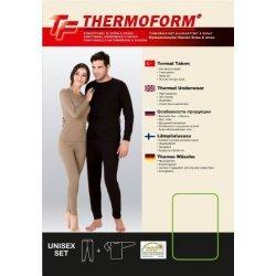 Thermoform Active unisex set - black