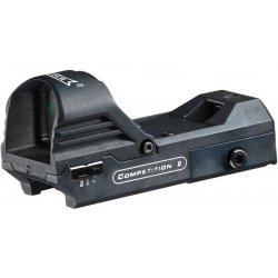 Walther Competition II red dot