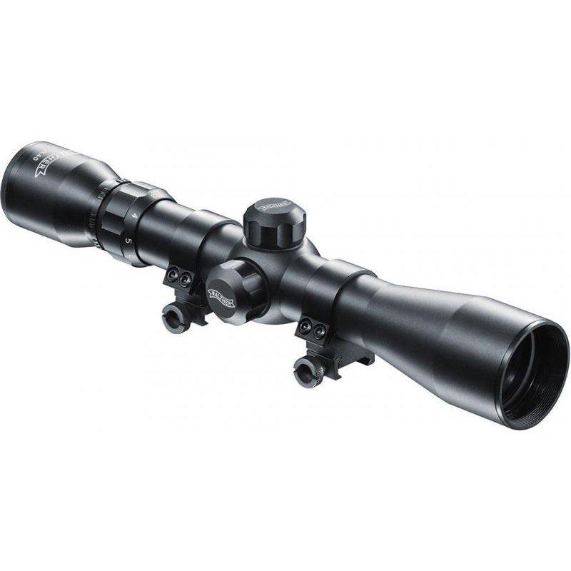 Walther scope 3-9х40
