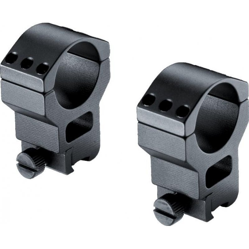 Walther Base rings medium scope mount - 11 mm