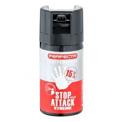 Perfecta Stop Attack Pepper spray XTREME - 40 ml.