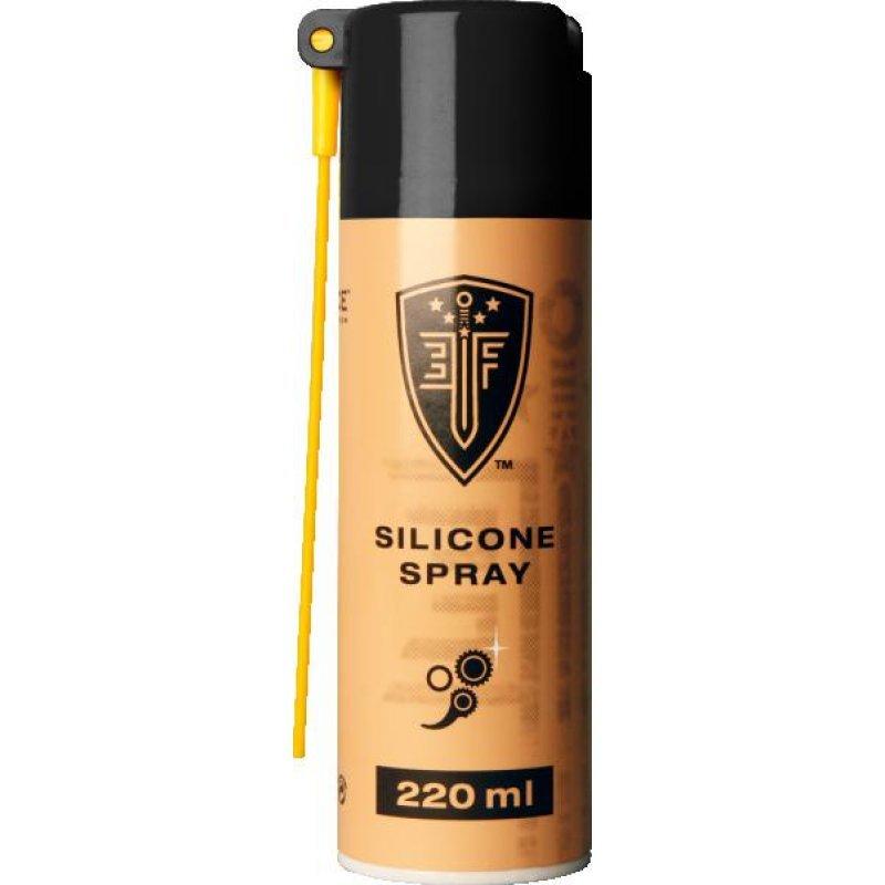 Silicone spray Elite Force - 220 ml.