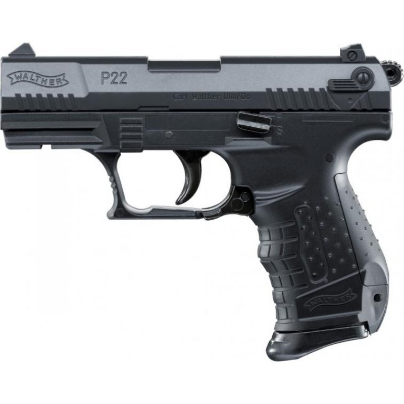 Airsoft pistol Walther P22 - spring-operated