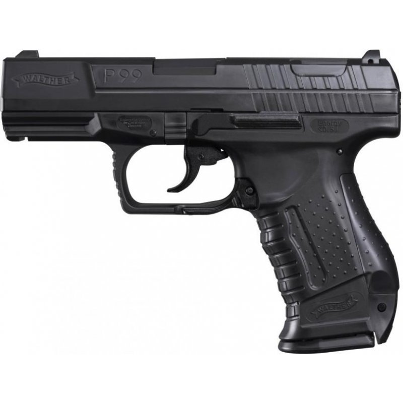 Airsoft pistol Walther P99 - spring operated